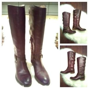 Sole Society Shoes - Sole Society women's leather boots sz 8b